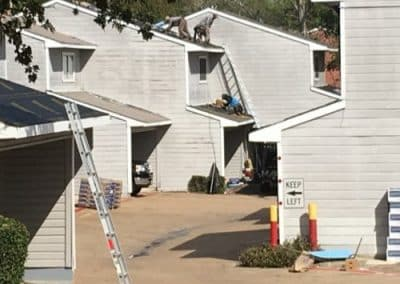 Apartment Complex Roof Replacement
